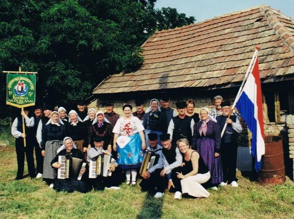 2003 Folklorefestival in Tápiószecsö, Hongarije