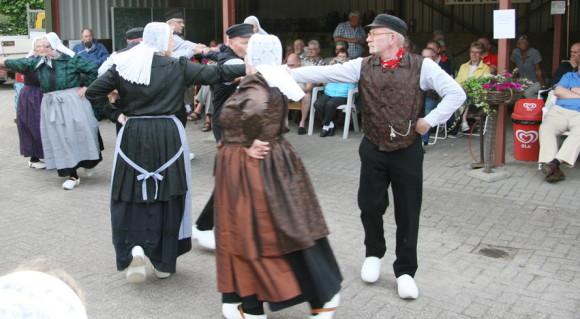 2012 Optreden bij camping Tamaring