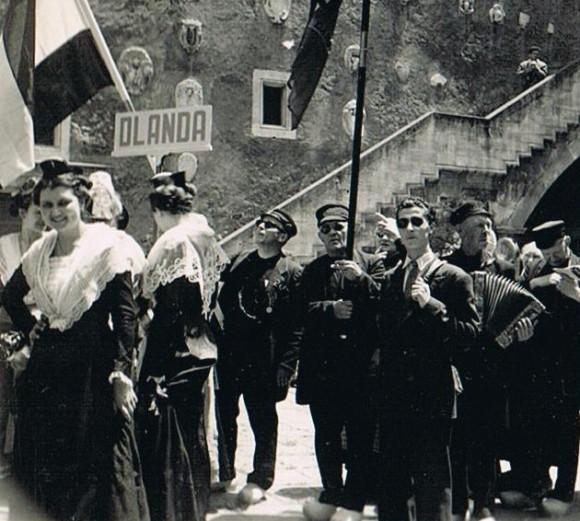 1952 Festival Catania, Italie