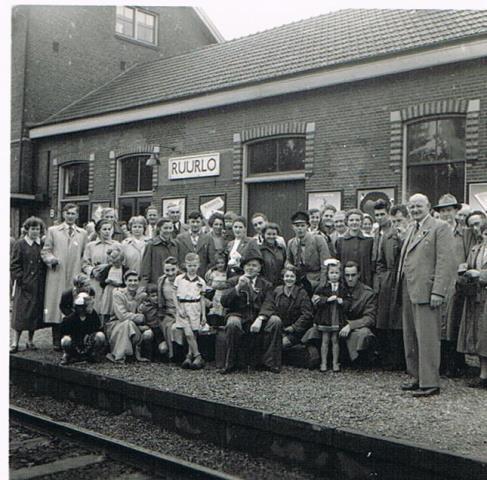 1948 Vertrek vanaf station Ruurlo