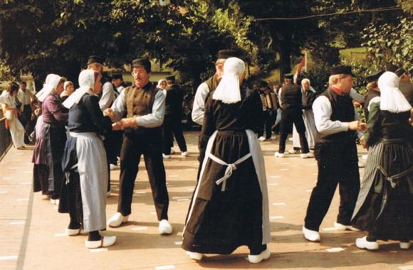 Optreden in Civenna aan het Comomeer