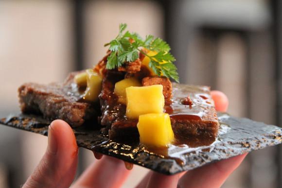8erhoeks Food Festival: hippe smaken...