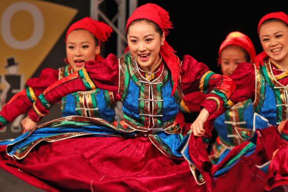 dansgroep Peru (SIVO)