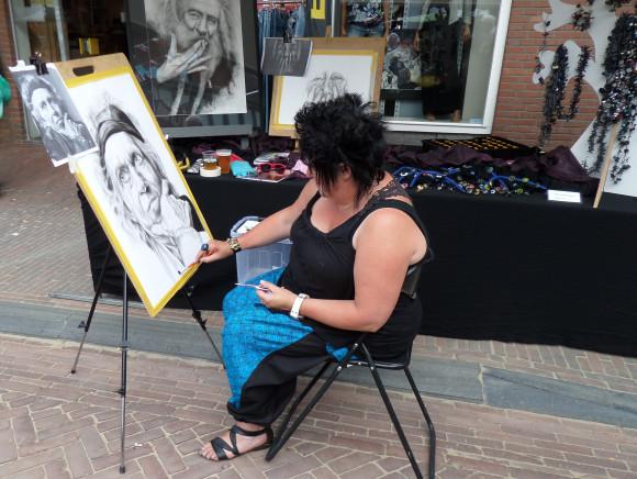 Braderiemarkt 2015 - Hilda