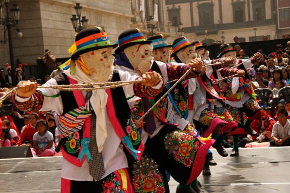 folklore uit Peru (2)